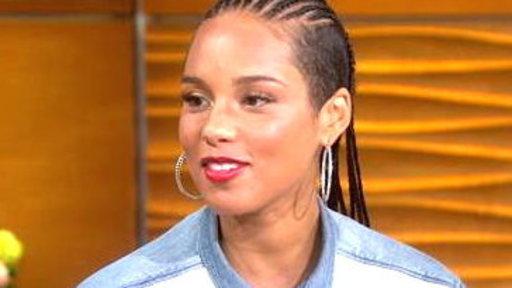 Alicia Keys On Motherhood: