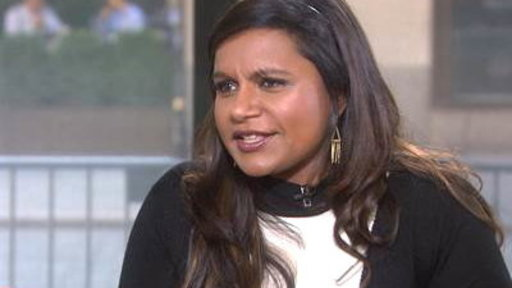 Mindy Kaling: I'm Avoiding Nude Scenes On My Show