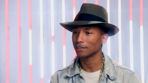 Pharrell On Why He Became a Coach and What He's Looking for