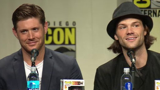 Supernatural Comic-Con 2014 Panel