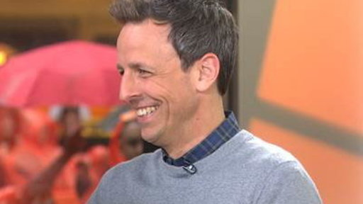 Seth Meyers On Emmys: 'I'm Very Glad It's Over'