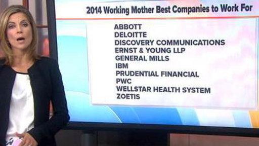 IBM, Deloitte: Best Companies to Work for
