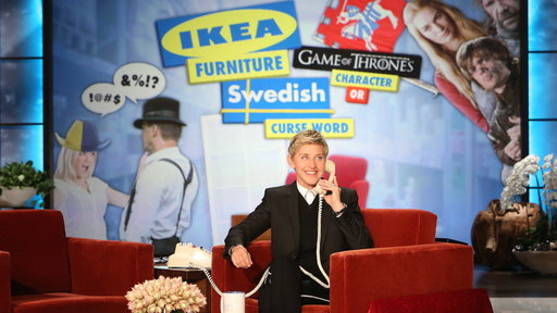 IKEA Furniture, Swedish Curse, or Game of Thrones?
