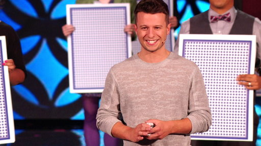 Mat Franco: Human Deck of Cards