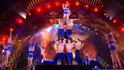 AcroArmy: Finale Performance