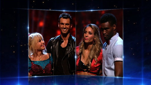 The First DWTS Elimination of Fall 2014