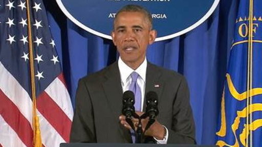 Obama: 'Ebola Outbreak Is Spiraling Out of Control'