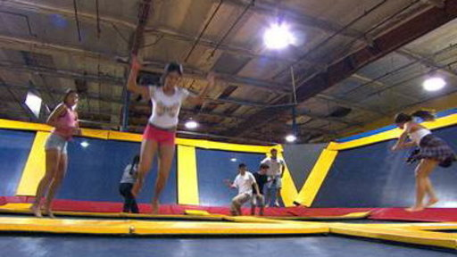 How Safe Are Trampoline Parks for Your Kids?