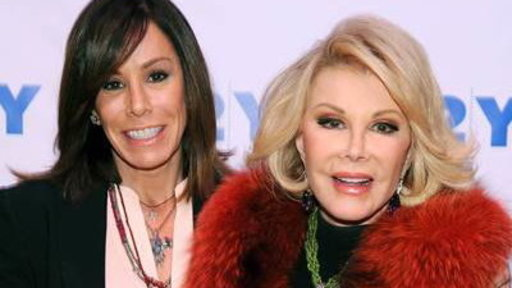 Melissa Rivers Talks About Joan On 'Fashion Police'