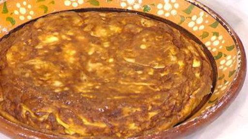 Spice up Brunch With a Tortilla Española