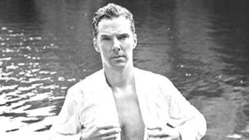 Benedict Cumberbatch Strips Down for Charity