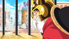 One Piece 662: Two Great Rivals Meet Each Other! Straw Hat and Heavenly Demon!