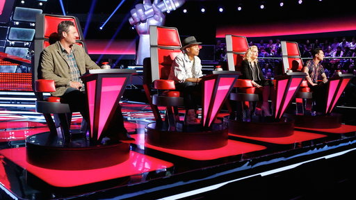 2. The Blind Auditions Premiere, Part 2