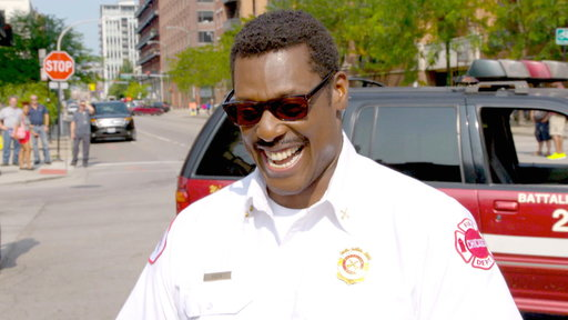 Eamonn Walker On Boden's Family