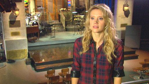Kate McKinnon Interview