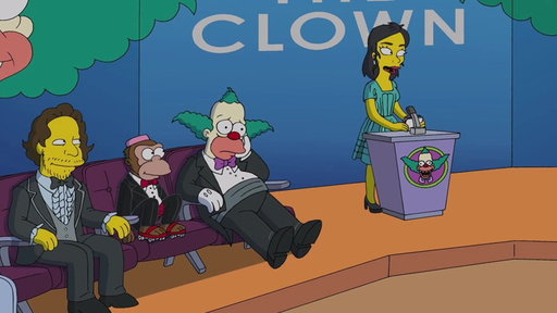 Sarah Silverman Roasts Krusty the Klown