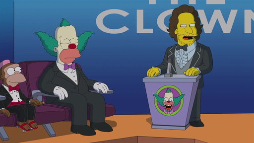 Jeff Ross Roasts Krusty the Klown