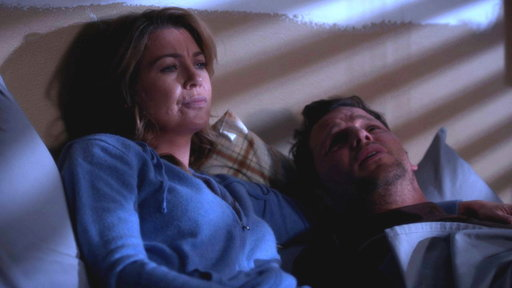 Meredith Jumps in Bed With Alex!