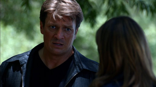 Beckett Takes Castle Back for Answers