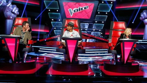 3. The Blind Auditions, Part 3