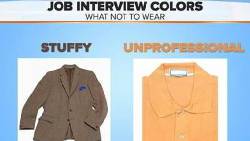What Colors You Should Avoid for Interviews