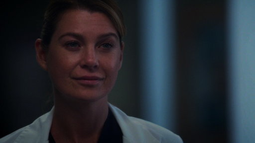 Meredith Confirms Alex Is a Person
