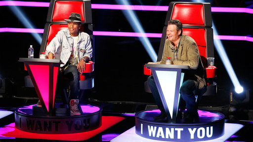 4. The Blind Auditions, Part 4