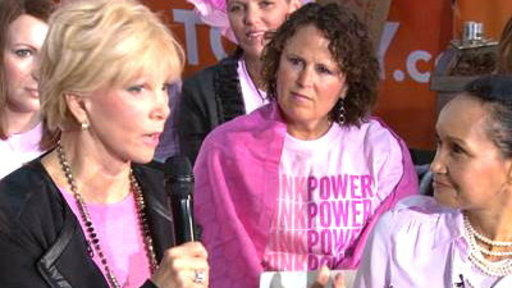 Joan Lunden On Cancer: