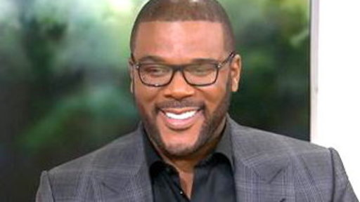 Tyler Perry On Career, Family Success, and Happiness