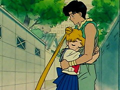 (Sub) Usagi Devastated: Mamoru Declares a Break-Up image