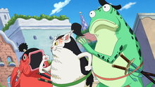 One Piece 664: Operation SOP Starts! Usoland Charges Forth!