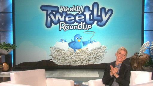 Weekly Tweetly Roundup: Portia's On Twitter!