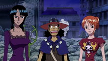 One Piece 371: the Straw Hat Crew Gets Wiped Out the Shadow-Shadow's Powers in Full Swing