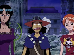 (Sub) the Straw Hat Crew Gets Wiped Out the Shadow-Shadow's Powers in Full Swing image