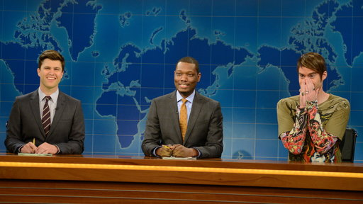 Weekend Update: Stefon Returns