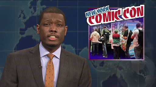Weekend Update: Oct 11, 2014, Part 2