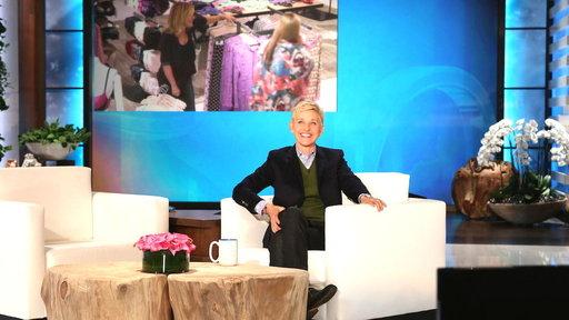 Ellen's Hidden Cameras at Nordstrom!