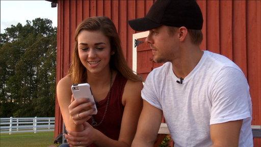 Sadie & Derek Down On the Farm