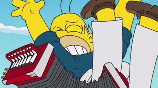 Homer Overboard