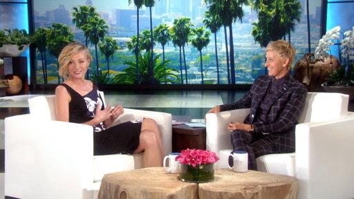 Ellen Asks Portia Questions from the Fans