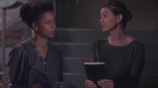 Maggie & Meredith Discuss Ellis Grey