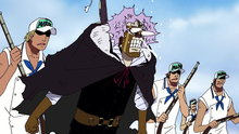 One Piece 301: Spandam Frightened! the Hero On the Tower of Law!