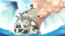 One Piece 310: From the Sea, a Friend Arrives! the Straw Hats Share the Strongest Bond!