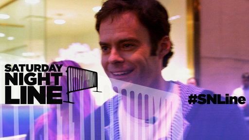 Saturday Night Line: Bill Hader Trivia