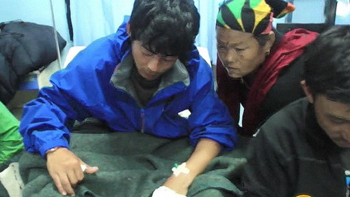 Families 'Demanding Answers' After Dozens Dead, Missing from Nepal Blizzard