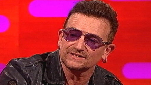 Bono Reveals the Medical Reason Why He Wears Sunglasses