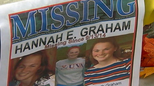 Police 'working to Identify' Remains in Hannah Graham Investigation