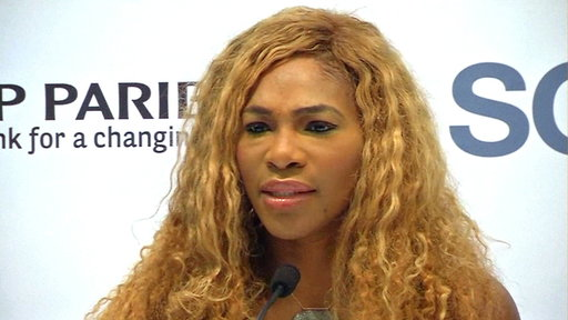 Serena Williams Slams IOC Member's