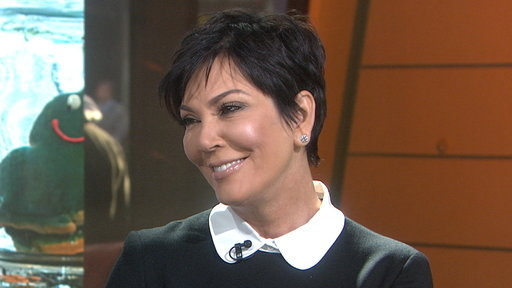 Kris Jenner On Her Ex: 'I Just Want Him to Be Happy'