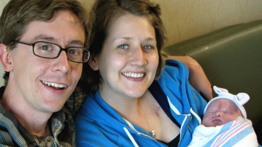 Breast Cancer Survivor Becomes Mom with Family Help